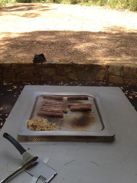 Mount Frankland BBQ